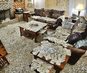 money and room image