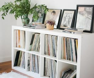 bookcase, decoration, and ideas image