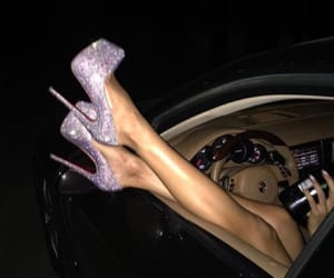 Best, girly, and high heels image
