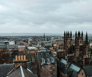 beautiful, city, and edinburgh image