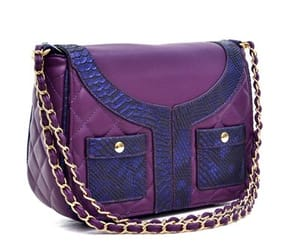 bag, chain purse, and gift image