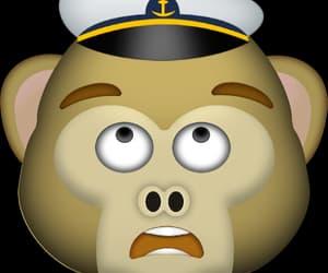 sailor monkey emoji image