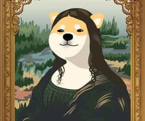 dog, korea, and shiba inu image