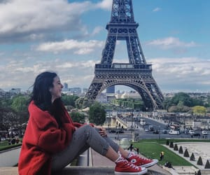 converse, ideas, and paris image