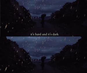 alternative, apart, and dark image