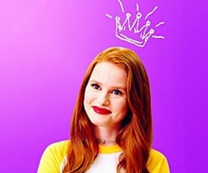 Cheryl, red queen, and madelaine petsch image