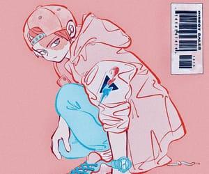anime, anime boy, and todoroki shouto image