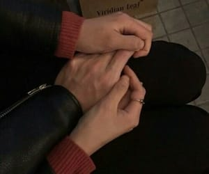 hands, cute, and love image