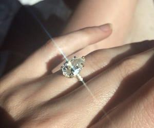 classy, diamond, and girl image