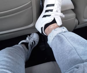 adidas, outfit, and car cars image