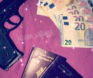 bad girl, cash, and gang image