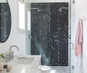bathroom, fashion, and interior image