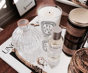 perfume, candle, and indie image