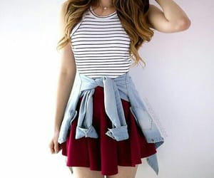moda, ootd, and clothes image