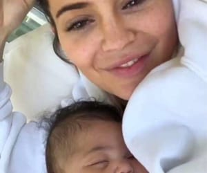 kylie jenner, baby, and gif image