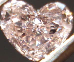 diamond, heart, and aesthetic image