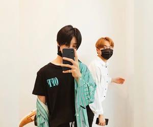 Seventeen, the8, and seungkwan image