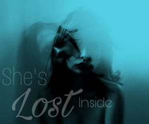 Avril Lavigne, lost, and she image