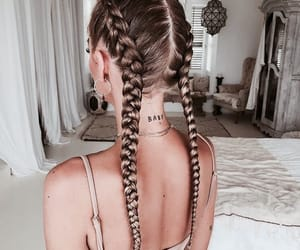 beauty, braids, and girl power image