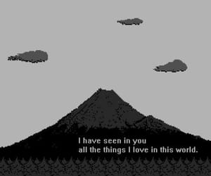 love, quotes, and pixel image