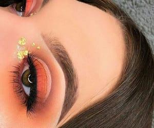 fashion, make, and makeup image