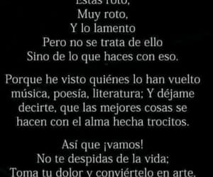 arte, frase, and quotes image