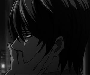 death note, light yagami, and gif image