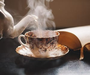 tea, photography, and vintage image