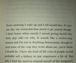 book, daily, and depression image