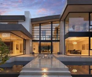 modern house image