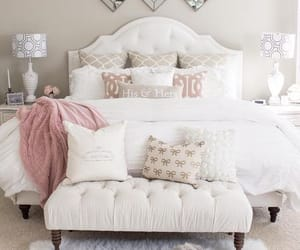 bedroom, style, and decoration image