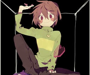 art, game, and undertale image