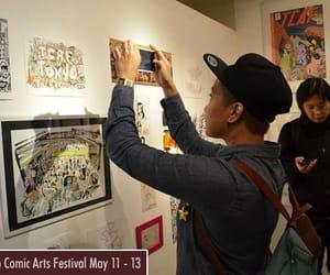 art exhibition, art festival, and art contest image