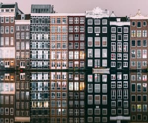 amsterdam, photography, and architecture image