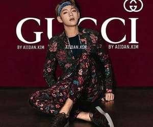 aesthetic, gucci, and model image