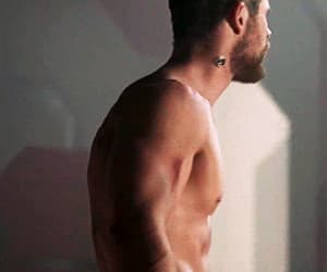 actor, handsome, and gif image