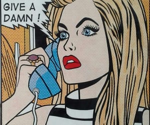 comics, feminist, and woman image