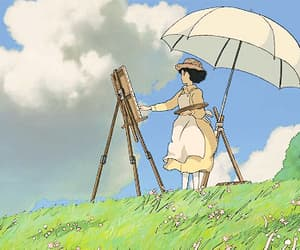 gif and the wind rises image