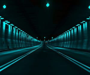 grunge, neon, and blue image