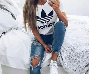 adidas, 👢, and adorable image