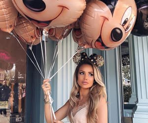 accessories, balloons, and hair image