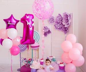 first, birthday, and اطفال image