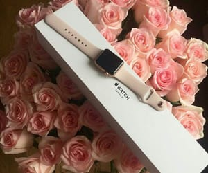 apple and flowers image