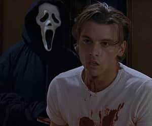 scream, movie, and aesthetic image