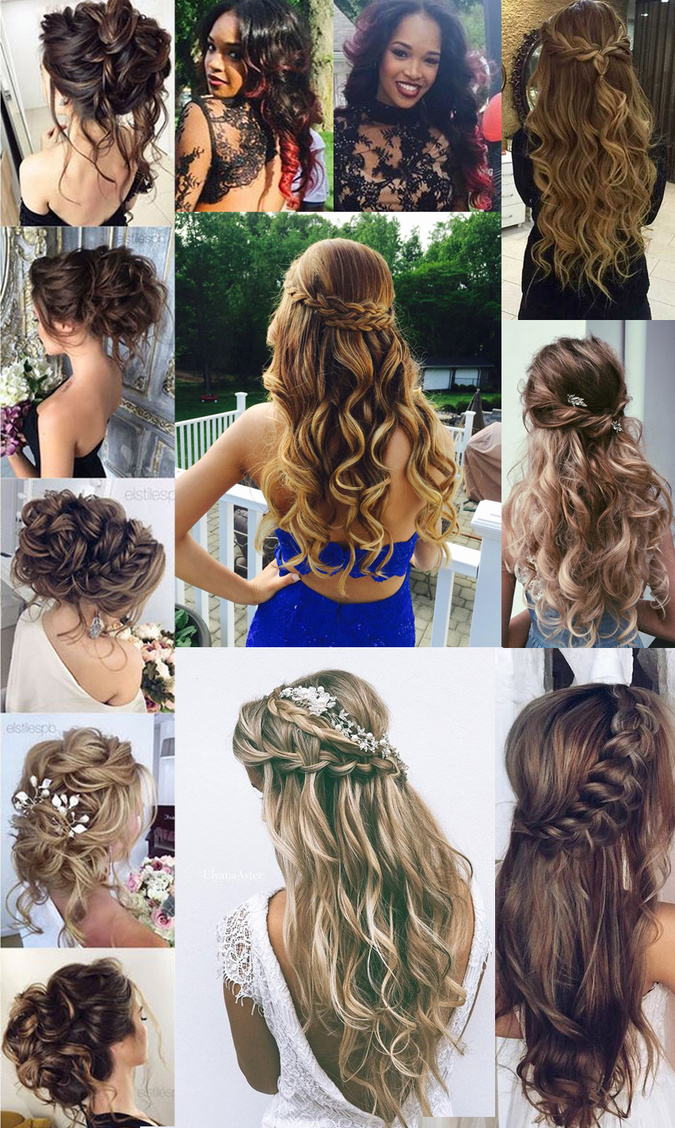 Matching Your Hairstyle To Your Prom Dress Jenny Larson Blog