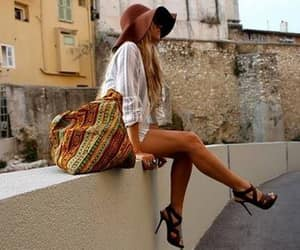 fashion, girl, and summerlook image