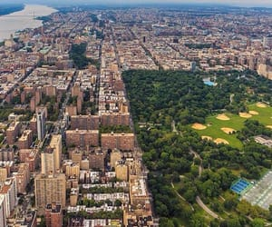 america, beautiful, and Central Park image