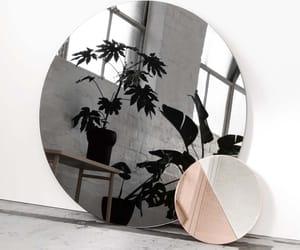 bathroom, home decor, and mirror design image