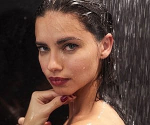 model, Adriana Lima, and beauty image