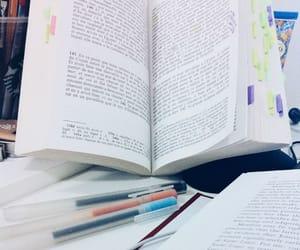 beautiful, books, and calm image
